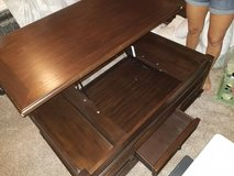 Solid Wood expansion coffee table in The Woodlands, Texas