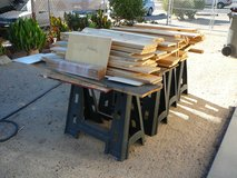 Wood, scrap for shelving or projects in 29 Palms, California