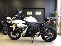 2017 YAMAHA YZF-R3 ABS UNLEADED GAS in Fort Campbell, Kentucky