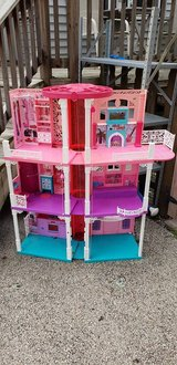 Barbie 3 story Dream house in DeKalb, Illinois