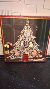 Gorham Christmas Tree Multi picture frame in Ramstein, Germany