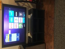 55 inch 2006 Panasonic. Works great. Tv and stand in Beaufort, South Carolina