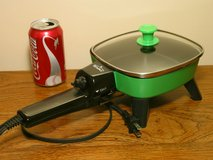 "MINTY Rival Mini 6"" Non-Stick Electric Skillet Model SK-3 600 Watts in Westmont, Illinois"
