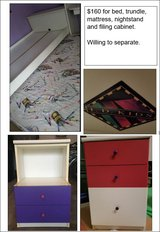 4 piece child bedroom set in St. Charles, Illinois