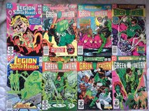 Comics: Green Lantern + in Warner Robins, Georgia