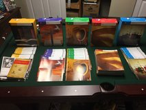 9th grade LifePac (Alpha Omega) 5 subject set for homeschooling. Has 10 workbooks & teacher guid... in Lockport, Illinois