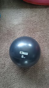 Medicine Ball in Fort Drum, New York