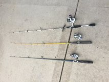 Fishing Rods and Reels in Morris, Illinois