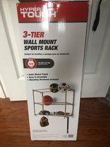 3-Tier Wall Mount Sports Rack or for Tools in Fort Campbell, Kentucky