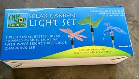 Solar Garden Lights 3 pc set in Fort Leonard Wood, Missouri