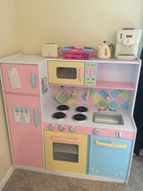 Pastel Vintage Play Kitchen in Colorado Springs, Colorado