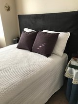 Double bed complete in Oceanside, California