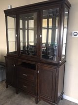 china cabinet in Nellis AFB, Nevada