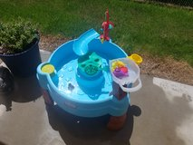 Water Table in Vista, California