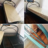 FCFS Excellent Condition Bed Frame Only!!! in Okinawa, Japan