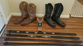 Ariat Cowboy Boots LIKE NEW in Spring, Texas