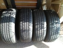 215/60R 16 Tires in Fort Carson, Colorado