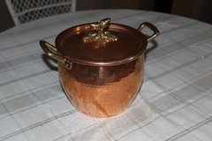Ruffoni Historia Decor 4-3/4-Quart Covered Stockpot in Tacoma, Washington