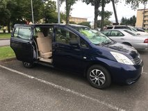 2007 Toyota Isis Mini-Van in Yokota, Japan