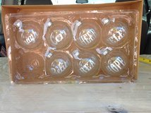 Glass Ornaments - Set of 7 in Ramstein, Germany