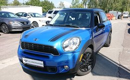 2014 Mini Cooper Countryman S in Vicenza, Italy