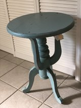 Robins Egg Blue Side Table in Westmont, Illinois