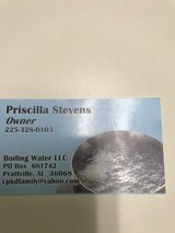 Boiling Water LLC Cleaning Services in Montgomery, Alabama