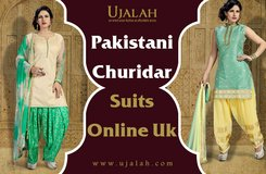 buy Churidar Suits online UK in Birmingham, Alabama