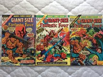 Comics: Giant Size Fantastic Four in Warner Robins, Georgia