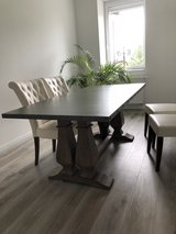 Dining room table with 4 chairs in Baumholder, GE