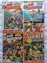 Comics: Sub-Mariner in Perry, Georgia