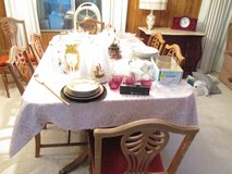 9 piece dining room set in Fort Lewis, Washington
