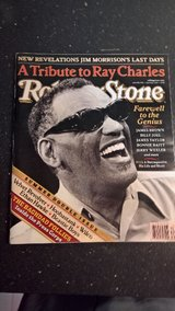 Rolling Stone A tribute to Ray Charles in Ramstein, Germany
