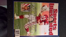 Sports illustrated Pat Tillman  1976-2004 in Ramstein, Germany