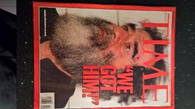"Time Magazine""We Got Him"" in Ramstein, Germany"
