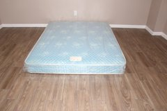 Queen Sealy Posturepedic Double sided Commodore Model Mattress in CyFair, Texas