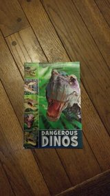 Dangerous Dinos book in Lockport, Illinois