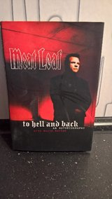Meatloaf to Hell and Back Autobiography in Ramstein, Germany