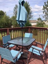 patio set in Fort Campbell, Kentucky