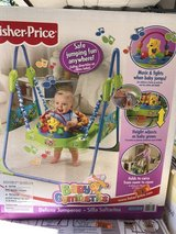 Fisher-Price Deluxe Jumperoo in Chicago, Illinois
