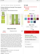 Kids Blackout Curtains in Springfield, Missouri