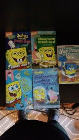 spongebob books in Lockport, Illinois