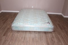 Queen Size mattress by Stearns and Foster Correct Comfort Regal VIII in Tomball, Texas