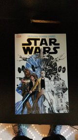 color you own STAR WARS book in Joliet, Illinois