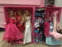 barbie case with everything in Vacaville, California
