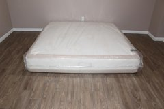 King Size Simmons Beautyrest Noelle Tru Energy Plush Firm Mattress in CyFair, Texas