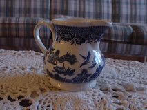 Vintage churchill England Blue Willow Creamer in Elizabethtown, Kentucky