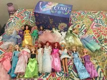 barbies and box in Vacaville, California