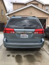 Toyota Sienna XLE Limited AWD in Vacaville, California
