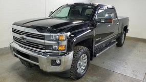 2017 CHEVROLET SILVERADO 3500 LTZ 6.0L - 12,571 MILES in Silverdale, Washington